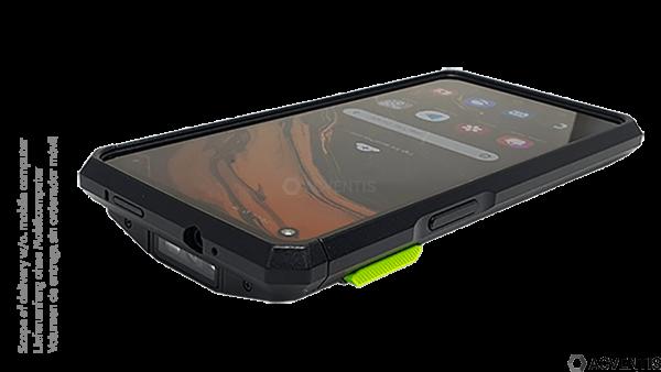 KOAMTAC SKXPro SmartSled für Samsung XCover Pro, 2D, USB-C | 401000