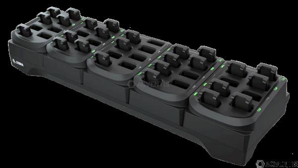 ZEBRA Akkuladestation für RS5100, 40-Fach | SAC-RS51-40SCHG-01