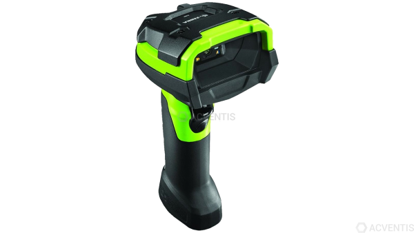 ZEBRA Handscanner DS3608-SR, 2D, SR, Multi-IF, schwarz, grün | DS3608-SR00003VZWW