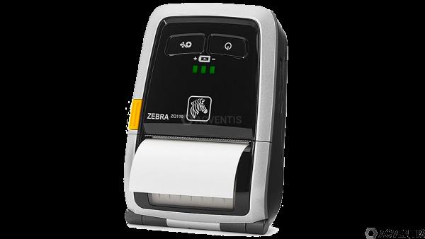 ZEBRA ZQ110, 8 Punkte/mm (203dpi), USB, BT (iOS) | ZQ1-0UB0E020-00
