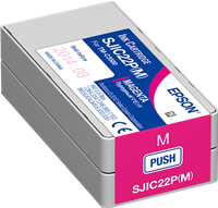EPSON C3500 Patrone, magenta | C33S020603