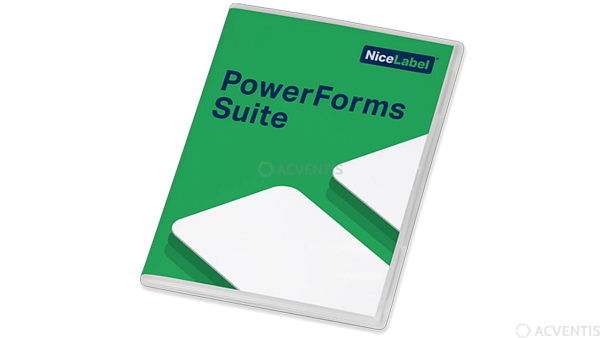 NICELABEL PowerForms Suite, Lizenz 5 Drucker | NLPSXX005S