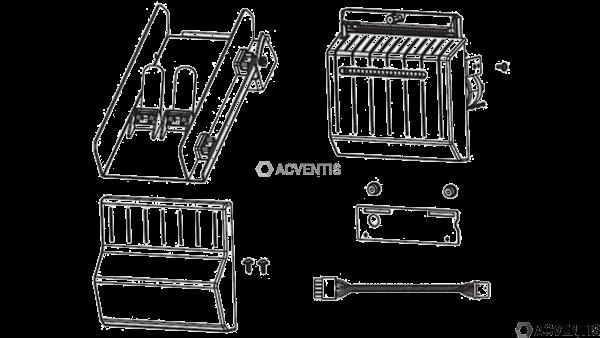 ZEBRA Cutter Upgrade Kit für ZT610 / ZT610R | P1083320-082
