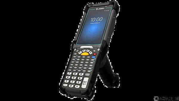 ZEBRA MC9300, 2D, ER, SE4850, BT, WLAN, NFC, Alpha, Gun, IST, Android | MC930P-GSFDG4RW