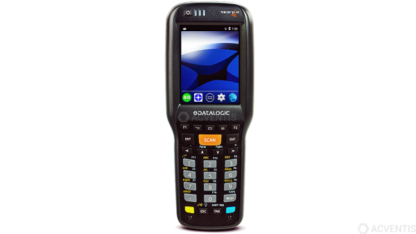 DATALOGIC Skorpio X4, 1D, Imager, USB, RS232, BT, WLAN, Num., Android | 942550019