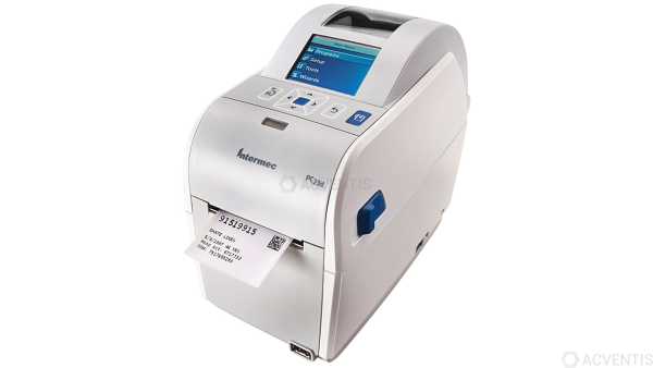 HONEYWELL PC23d, 12 Punkte/mm (300dpi), VS, RTC, Display, EPLII, ZPLII, IPL, USB | PC23DA0010032
