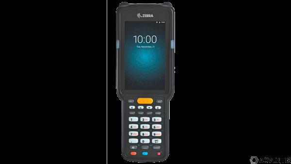 ZEBRA MC3300 Standard, 1D, BT, WLAN, Num., PTT, GMS, Android | MC330M-SL2HG2RW