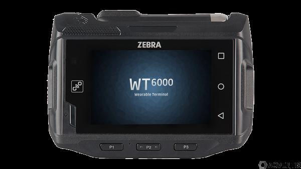 ZEBRA WT6000, USB, BT, WLAN, NFC, Disp., Android | WT60A0-TX0LEWR