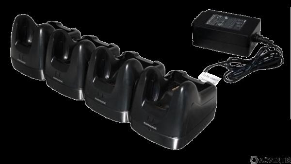 DATALOGIC Lade-/Übertragungsstation für Falcon X3+, 4-Fach, Ethernet   94A150056