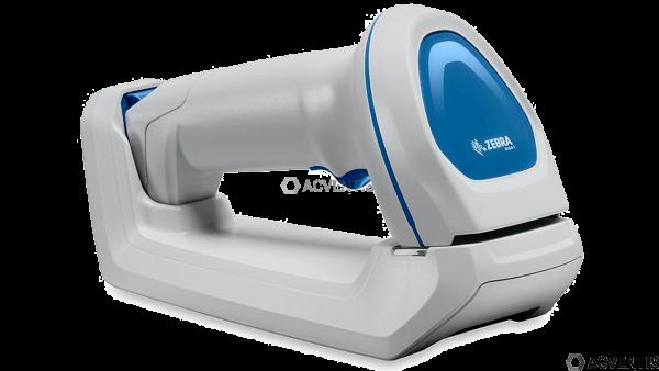 ZEBRA DS8178-HC, BT, 2D, SR, FIPS, Kit (USB), weiß | DS8178-HCBU210MS5W