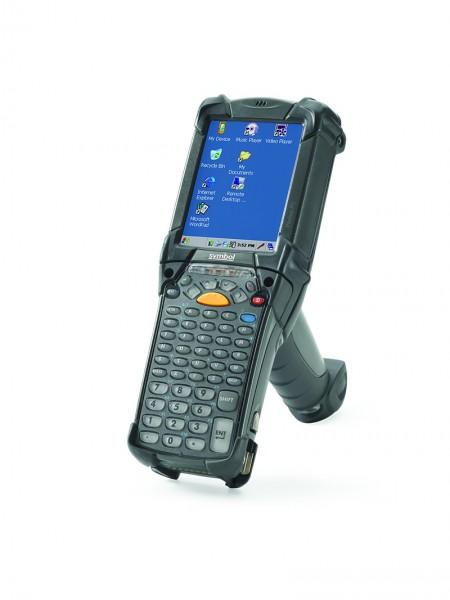ZEBRA MC9200 Premium, WEC 7, 1D, Lorax, BT, WLAN, Gun, Disp., IST | MC92N0-GJ0SYEYA6WR