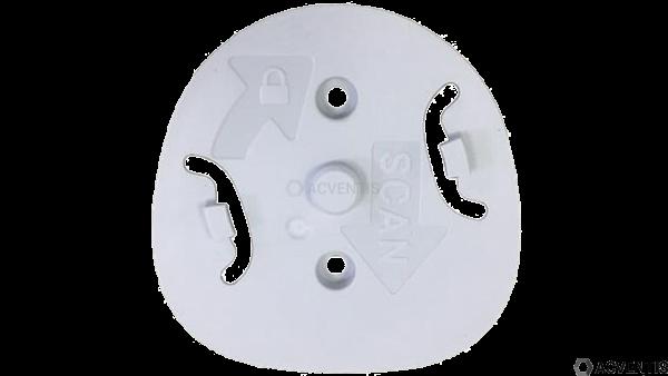 ZEBRA Locking Mount für DS9300, weiß | BRKT-LM0093C-0W