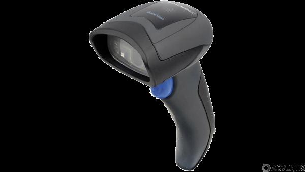 Datalogic QuickScan Mobile QBT2430, BT, Kit (USB), 2D, Multi-IF, schwarz