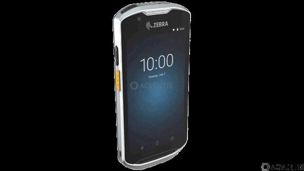 ZEBRA TC52x, 2D, WLAN, NFC, GMS, Android | TC520K-1XFMU6P-A6