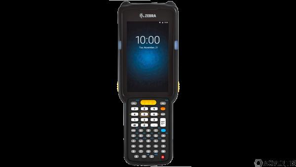 ZEBRA MC3300 Premium, 1D, USB, BT, WLAN, NFC, Alpha, Gun, PTT, GMS, Android | MC330K-GL4HG3RW