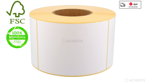 AEONTIS Xperform80 DPD Versandetiketten, Thermopapier, 100x150mm | AEO-SEL100X150-127-DPD
