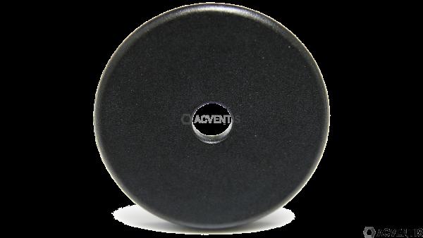 AEONTIS NFC Tag PPS, On-Metal, 30 mm + Loch, NTAG 213, 180 Byte, schwarz | AEO-5NF-030-18