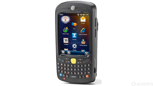 ZEBRA MC55X, 2D, USB, WLAN, QWERTY, Disp. | MC55E0-PM0S3QQA9WR