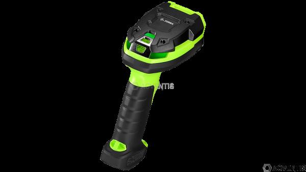 ZEBRA Handscanner DS3608-HD, 2D, HD, Multi-IF, schwarz, grün | DS3608-HD20003VZWW