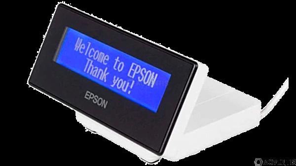 EPSON DM-D30, weiß, USB | A61CF26101