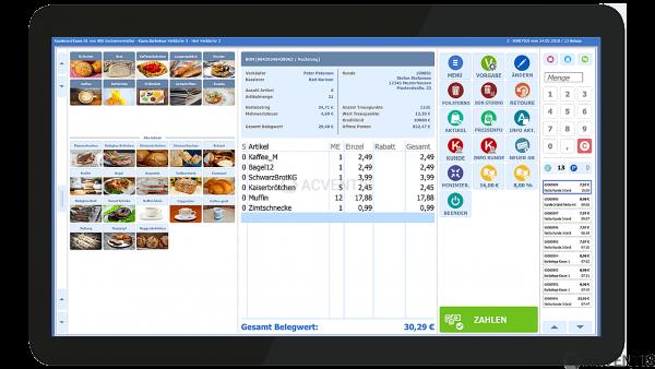 SOFTENGINE Kassensoftware für Einzelhändler