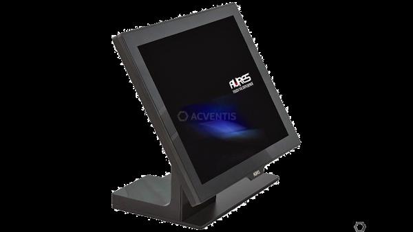 AURES Yuno 151 i3, J1900, 15' 4:3, USB, Ethernet, HDMI, Seriell, VGA, 128GB, schwarz | TWJSNJ082285