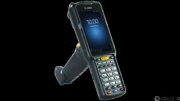 ZEBRA MC3300 Premium+, 2D, SR, USB, BT, WLAN, NFC, Num., IST, PTT, Android | MC330K-SB2HA4RW
