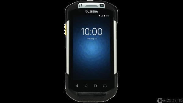 ZEBRA TC75x, 2D, USB, BT, WLAN, 4G, NFC, GPS, GMS, Micro SD, Android  TC75FK-2MF22AD-A6