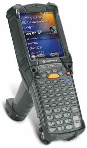 ZEBRA MC9200 Premium, WEH, RFID, 2D, SR, BT, WLAN, VT Emu., Gun, Disp., IST