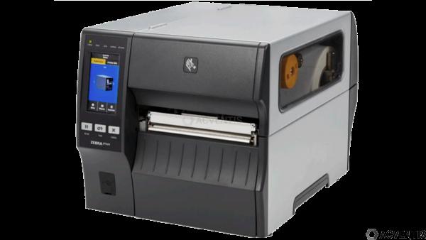 ZEBRA ZT421, 203dpi, Farb-Disp., RTC, EPL, ZPL, ZPLII, USB, RS232, BT, Ethernet   ZT42162-T0E0000Z