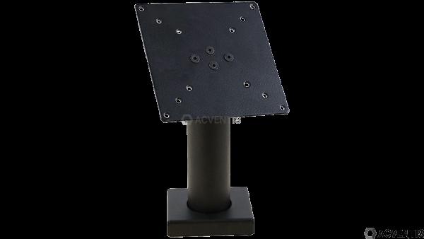 NANTEC Pole Set - VESA Halterung, Fuß eckig, 180mm | 19031002
