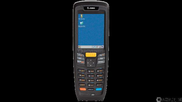 ZEBRA MC2180, 1D, USB, BT, WLAN, Num. | MC2180-MS01E0A