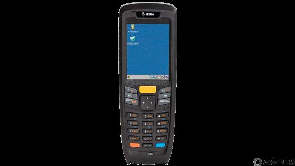 ZEBRA MC2180, 1D, USB, BT, WLAN, Num., Kit (USB) | K-MC2180-CS01E-CRD