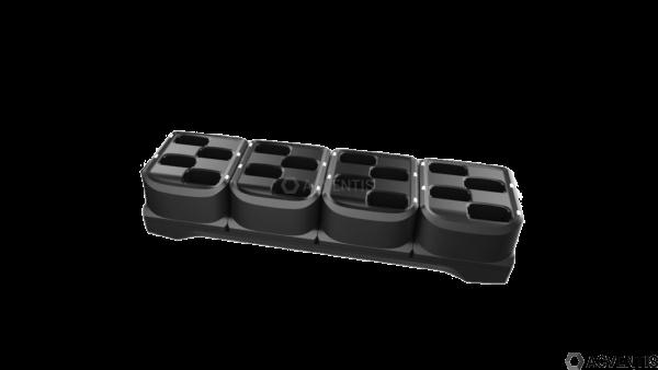 ZEBRA Akkuladestation für MC9300, 16-Fach   SAC-MC93-16SCHG-01