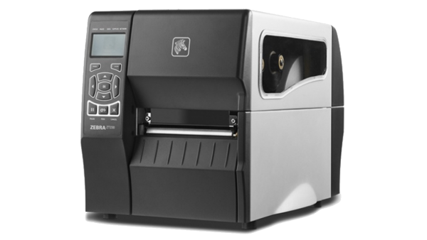 ZEBRA ZT230, 12 Punkte/mm (300dpi), Cutter, Display, ZPLII, USB, RS232, WLAN | ZT23043-T2EC00FZ
