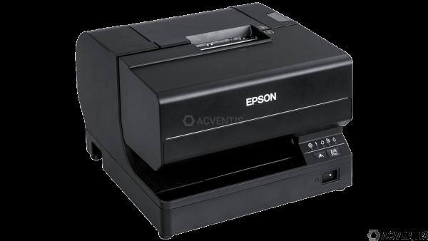 EPSON TM-J7700, USB, Ethernet, Cutter, ASF, schwarz | C31CF70301PH