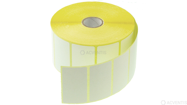 AEONTIS Xperform80 Etikettenrolle, Thermopapier, 51x25mm, 1375 Etiketten/Rolle |AEO-TT0006