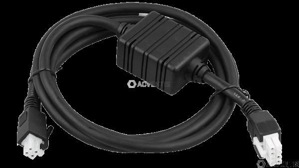 ZEBRA DC-Kabel für 12V Netzteil   CBL-DC-382A1-01
