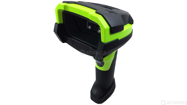 ZEBRA Handscanner DS3608-HP, 2D, HP, Multi-IF, Kit (USB), schwarz, grün   DS3608-HP3U4602VZW